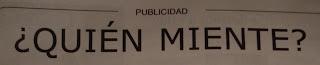 Titular del desafío Abellán-Calderón publicado en prensa