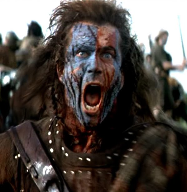 Braveheart movie review essay