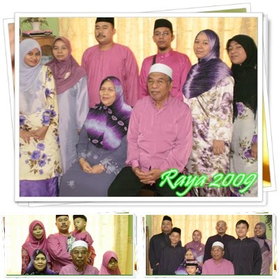 half of big family