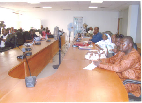 2010 NATIONAL WORKSHOP FOR SCOs IN NIGERIA