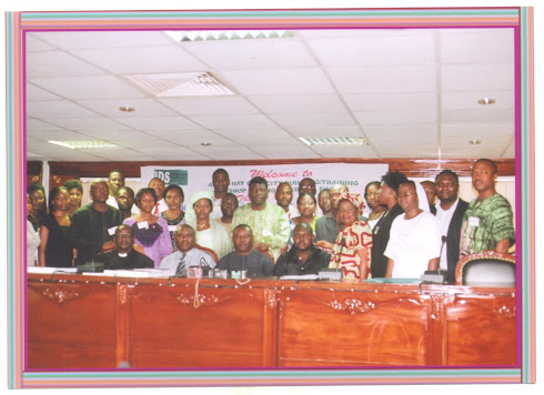 2009 National Workshop 0n MDGs and NV20-20:20 organised by IDS in Abuja
