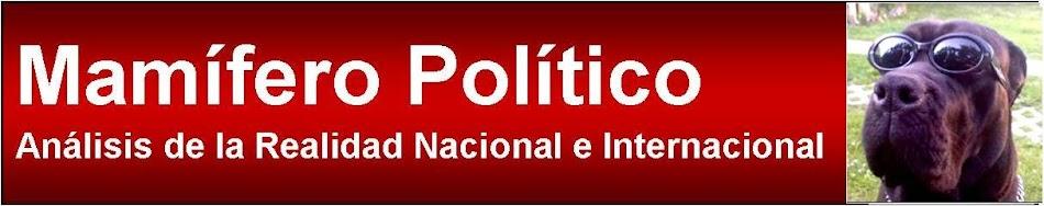 Mamífero Político
