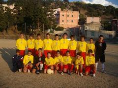 La squadra giallorossa