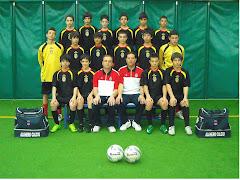 Foto ufficiale stagione 2008-2009