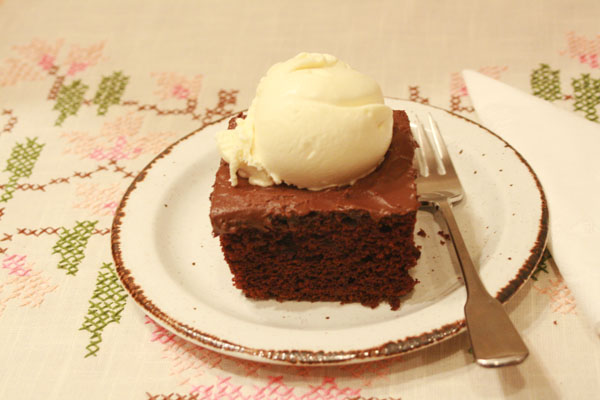 Images Of Simple Chocolate Cake : Easy Chocolate Cake Recipe ~ Easy Chocolate Cake