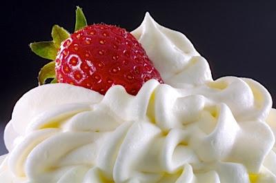 Whipped Cream ~ Easy Chocolate Cake