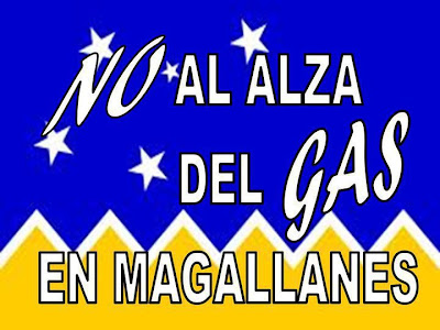 Persons from Punta Arenas, Chile on strike after government announcement to increase gas prices ~ Fail Blog News
