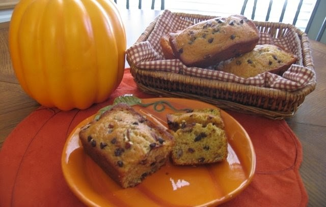 Mommy's Kitchen - Recipes From my Texas Kitchen: ~ Pumpkin ...