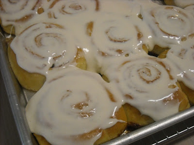 ... Kitchen - Recipes From my Texas Kitchen: Old Fashioned Cinnamon Rolls