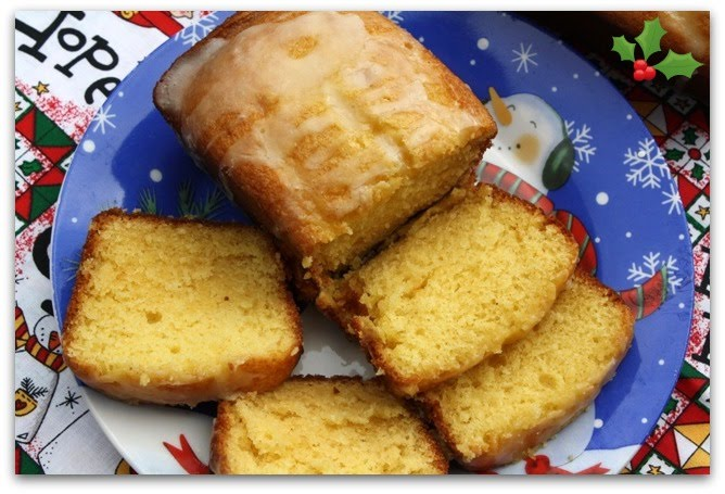 ... Texas Kitchen: Holiday Eggnog Quick Bread, One of My Favorite Things