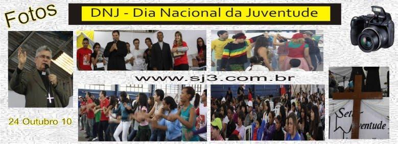 Fotos DNJ - Dia Nacional da Juventude