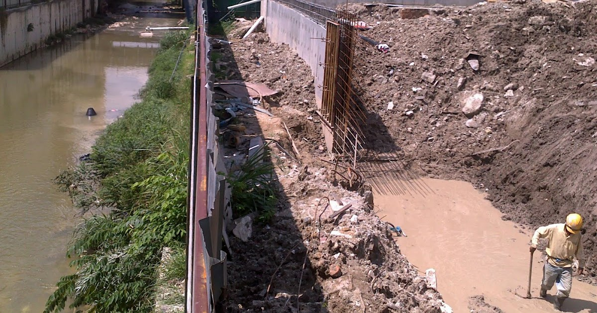 Rc Retaining Walls : R c retaining wall rahsia membina bangunan dan seni