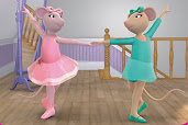 #5 Angelina Ballerina Wallpaper
