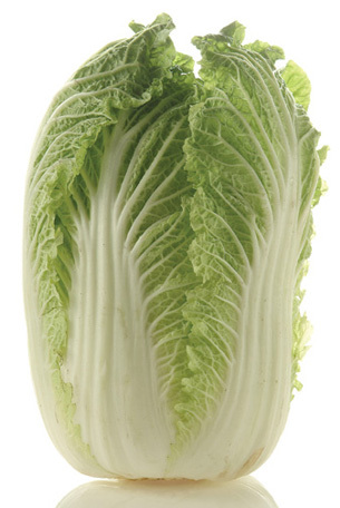 how to cut a chinese cabbage