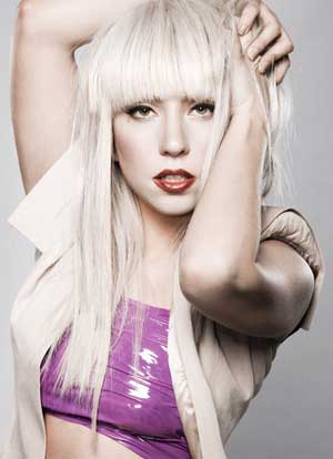 lady gaga without makeup or wig. makeup wallpaper lady gaga no