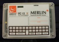 Abriox's Merlin cathodic protection monitor.