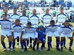 Campeões Sergipano 2008