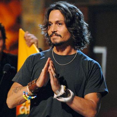 Viorica: Johnny Depp