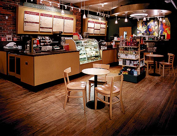 starbucks setting the criteria of a good coffee shop This starbucks coffee operations management case study and analysis applies the 10 decisions of operations management, productivity and areas of management.