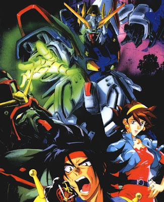 Favorite media mobile fighter g gundam for Domon vs master asia