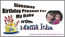 giveaway-birthday-present(peryertaan terawal)