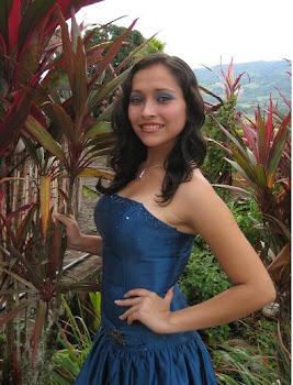 Katherine, la Miss Turismo 2010