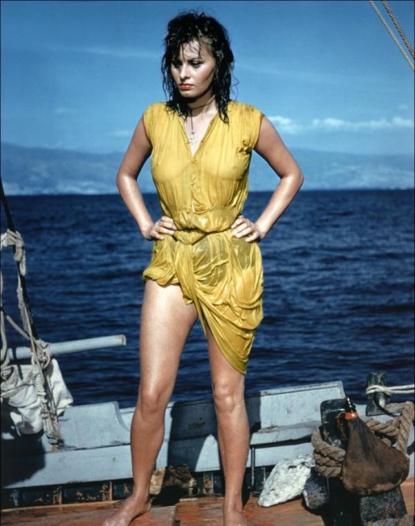 Vint Condition: Sophia Loren