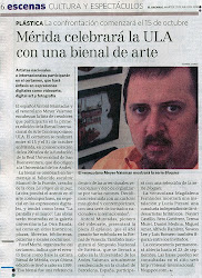 El Nacional. 27 / 7 / 2010