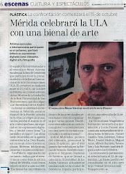 El Nacional. 27 / 7 / 2010