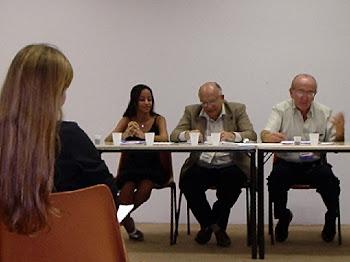 II Congresso Brasileiro de Administração em Recife-PE/ Enfrentando a banca :)