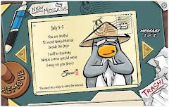 Invitatia lui Sensei Pentru A Deveni Ninja