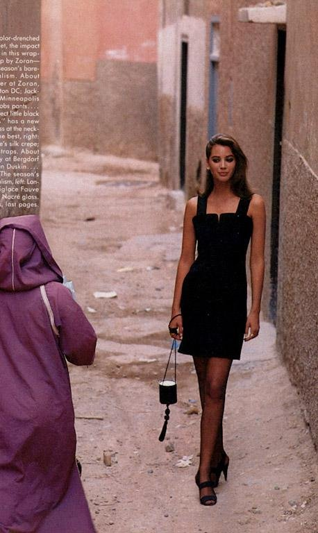 Cristy Turlington