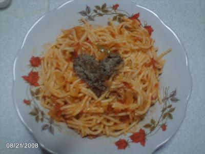 spagetti,makarna,soslu spagetti