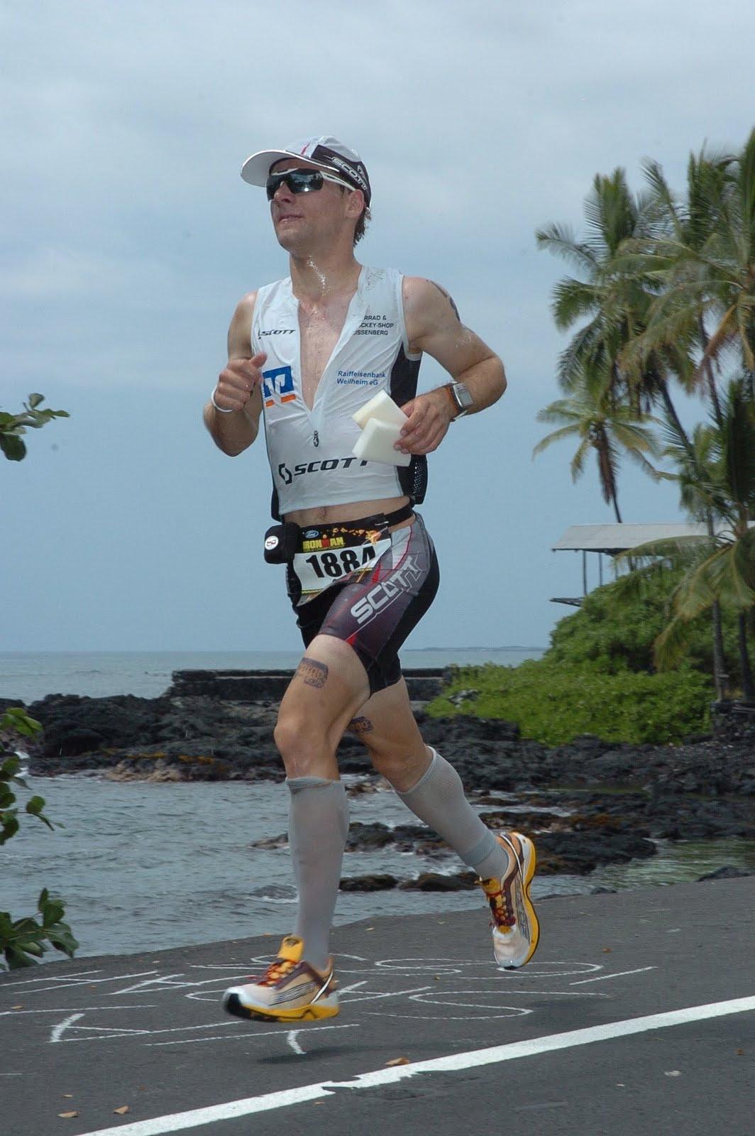 Stefan Schmid - Ironman Weltmeister Hawaii 2010