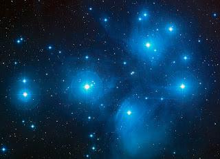 Pleiades Yıldız Kümesi