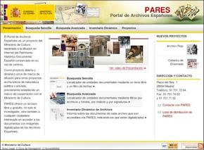 Portal de Archivos Españoles