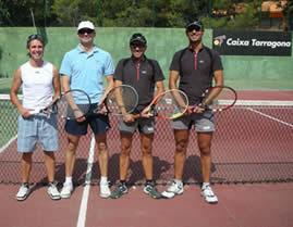 Matx 24h Tennis Flix. Banquers-Funcionaris