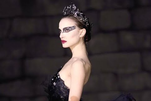 black swan makeup natalie portman. Black Swan looks absolutely