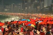 Zdjecia Tygodnia by Leszek Wasilewski / Ipanema Rio de Janeiro