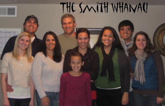 The Smith Whanau 7