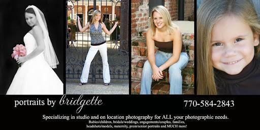 Portraits by Bridgette