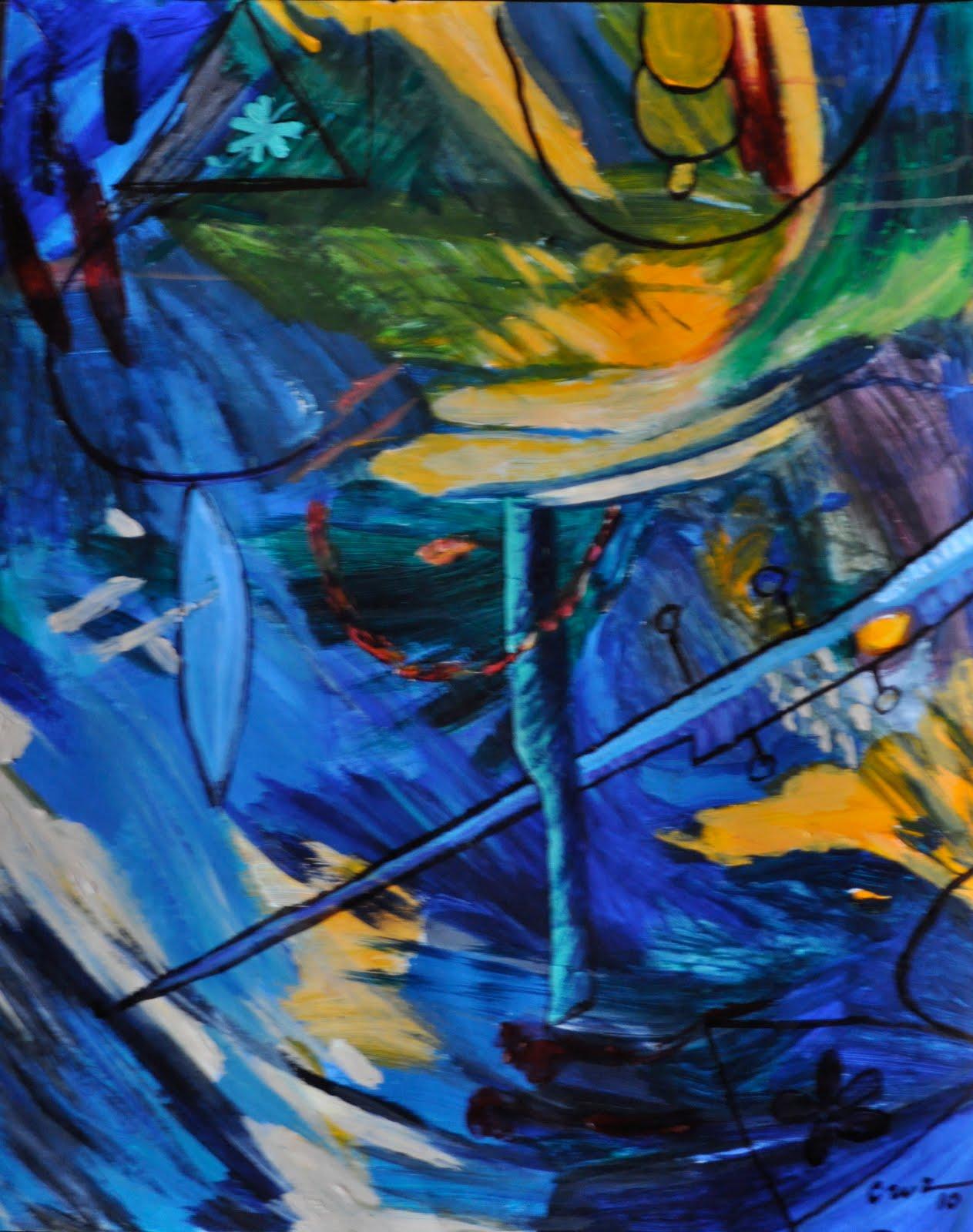 Arte privado, galería de arte