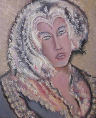 Pintura a l'oli de Juan Bielsa