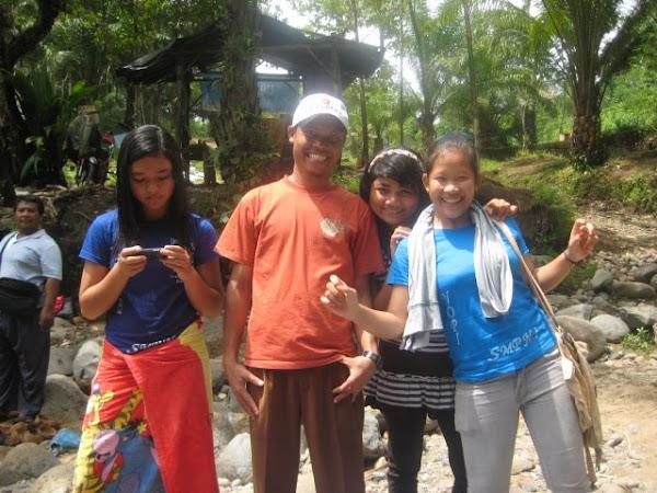 Perpisahan Murid Kelas IX  - 8 Tahun 2008 - 2009