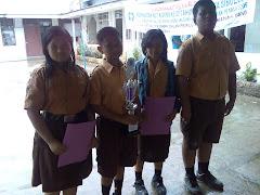 Penerimaan Siswa - siswi  Tahun Ajaran 2007 / 2008