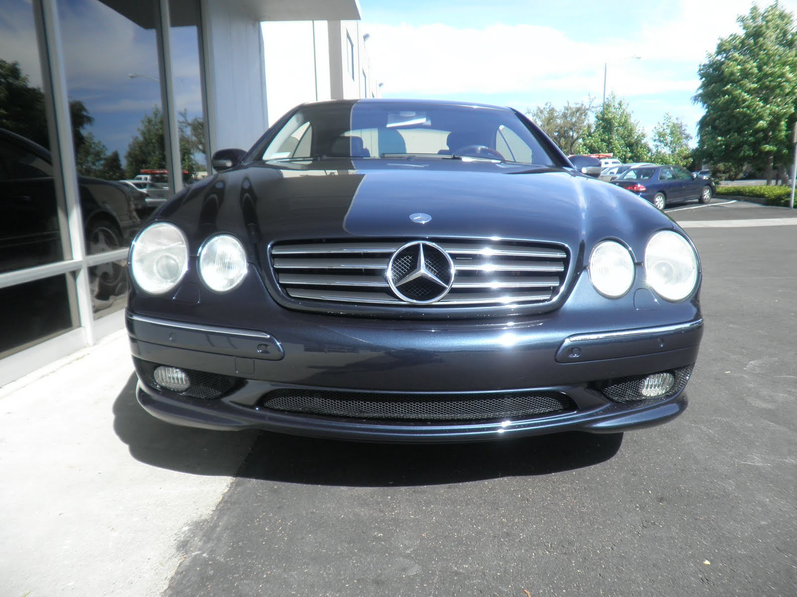 Auto body collision repair car paint in fremont hayward for Mercedes benz san francisco service