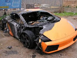 exotic car crashes!