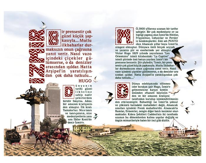 El yazmaları çerçevesinde İzmir konulu bir çalışma
