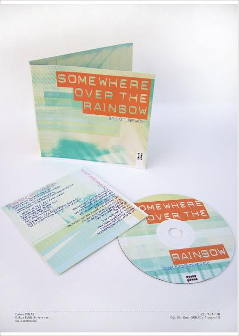 CD TASARIMI