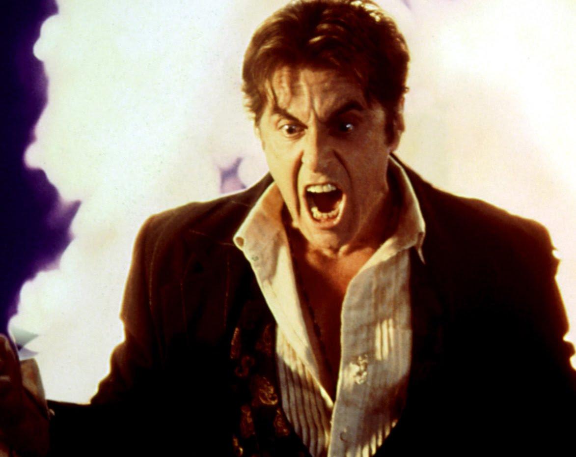 Al Pacino Devil's Advocate